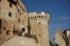 Borgo Antico di Grottammare, Marche