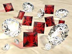 Robijnen en Diamanten