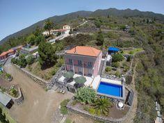 Tijarafe Villa rental: Villa Buena Vista
