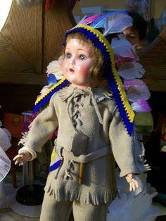 Marilú fue una muñeca muy querida y deseada , las primeras llegaron en el año 1932 , anunciada en la revista Billiken y su creadora fue Al...
