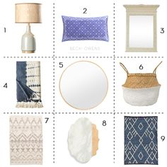 With all the New Year sales going on this month, I thought I would round up a few items to style your homes for great deals.