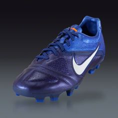Nike CTR360 Libretto II FG - Loyal Blue/White/Bright Blue/Total Orange Firm Ground Soccer Shoes || SOCCER.COM