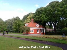 Fitzgerald Park Cork City 01 by Marcelo Vidaurre Archanjo, University College Cork, Art In The Park, Cork City, Chinese Martial Arts, Pavilion, My Photos, Mansions, House Styles, Building