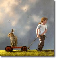 Pullng a fast one  -  Jimmy Lawlor