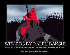 Wizards by Ralph Bakshi by Strat91