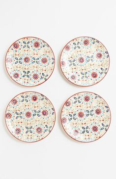 Ceramic Plates (Set of 4) available at Nordstrom
