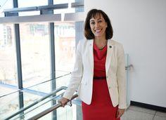Janine Davidson - President MSU