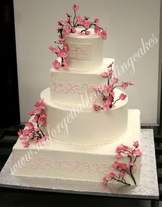 Unforgettable Wedding Cakes by Ramona