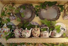 Vintage Chic Tea Party