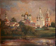 Алексей Рычков — «Православные храмы России» | Kolomna-Art