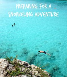 Do you want to snorkel on your next vacation? Here's how to prepare for a Snorkeling Adventure - everything you need to know, from what to pack and where to go! {ad}