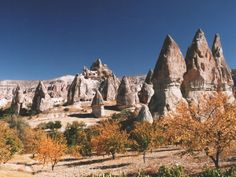 Cappadocia - What's in a Name? Interesting sight on the country of Turkey. Empire Ottoman, Turkey Country, Cappadocia Turkey, Cultural Studies, Wonderful Places, Wonders Of The World, Barcelona Cathedral, Monument Valley, Places Ive Been