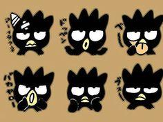 Badtz maru expressions