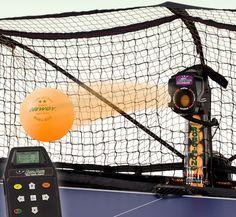 Newgy Robo-Pong 2050 | Digital Table Tennis Robot