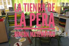 matematicas-rincones-infantil Neon Signs, Fun, Ideas, Initials, Projects, Funny, Hilarious
