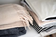basics, white, black, grey, beige and tripes