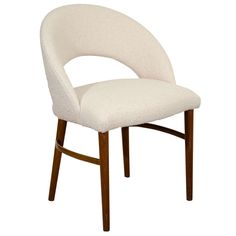 A Mid Century Side Chair by Designer Frode Holm