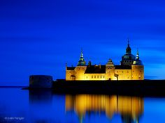 Old castle in the city of Kalmar, Sweden......IVE BEEN HERE!!!