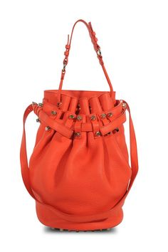 Alexander Wang, Wang's bucket bag will never lose its appeal - especially in an eye-catching hue like this