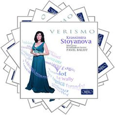 Krassimira Stoyanova  Verismo    Münchner Rundfunkorchester  Pavel Baleff, conductor    Orfeo, 2017