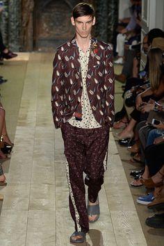 #Menswear #Trends Valentino Spring Summer 2015 Primavera Verano #Tendencias #Moda Hombre