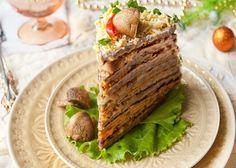Как приготовить печеночный торт —  проверенный рецепт с фото