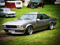 Opel Commodore V8