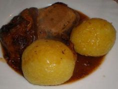 Kartoffelknödel halb & halb Rezept - Rezepte kochen - kochbar.de