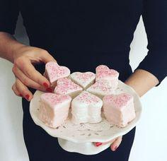 Kleine aber feine Kuchen-Kunstwerke für besondere Anlässe....