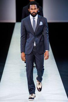 bd094b875d72 Giorgio Armani Spring 2014 Gentlemen Wear, Sharp Dressed Man, Well Dressed  Men, Giorgio