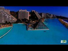 Esta es la piscina más grande del mundo … Necesito a nadar allí ahora! | Farandulaya