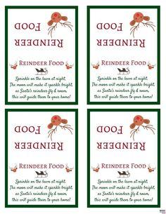 Magic reindeer food poem free printable its a fabulous life magic reindeer food poem free printable its a fabulous life reindeer food and printable pinterest christmas crafts reindeer food poem and kids forumfinder Choice Image