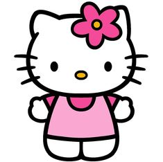 A guid to hosting your own Hello Kitty Party. Because every little girl deserves a pretty, pink, hand-made Hello Kitty Party! Photo Hello Kitty, Bolo Da Hello Kitty, Hello Kitty Fotos, Images Hello Kitty, Hello Kitty Clipart, Hello Kitty Imagenes, Hello Kitty My Melody, Hello Kitty Birthday, Hello Kitty Printable