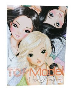 Top Model Homestory At Home With Christy, Candy And Fergie Flat 1: Amazon.co.uk: Toys & Games