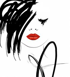 Ideas For Pop Art Woman Face Inspiration Illustration Pop Art, Beauty Illustrations, Art Room Posters, Canvas Art Projects, Pop Art Women, Salon Art, Art Moderne, Woman Face, Black Art