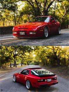 Crazy Cars, Weird Cars, Porsche 924, Porsche Cars, Cool Sports Cars, Tuner Cars, Dream Machine, Top Cars, Performance Cars