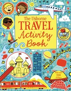 Whether at home, in the car or waiting at the airport, this write-in activity book is jam-packed with things to do – puzzles to solve, doodles to draw, games to play, recipes to make, over 200 stickers and lots more.