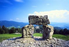 Czech Republic, Mount Rushmore, Mountains, Nature, Travel, Naturaleza, Viajes, Destinations, Traveling
