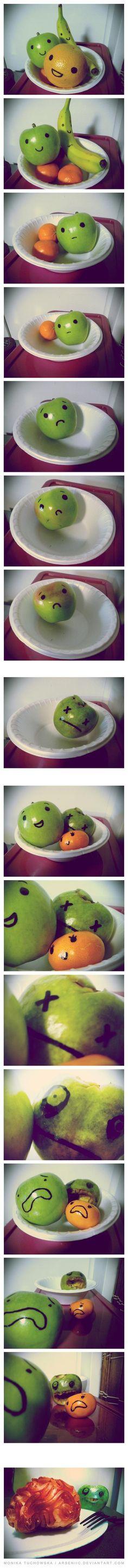 Ojo con las frutas....