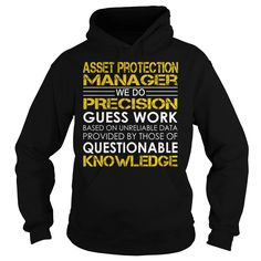 Asset Protection Manager Job Title T Shirts, Hoodies. Check price ==► https://www.sunfrog.com/Jobs/Asset-Protection-Manager-Job-Title-Black-Hoodie.html?41382 $36.99