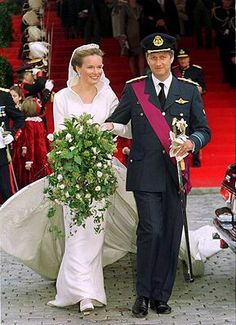 Prince Philippe, Duke of Brabant and Mathilde d'Udekem d'Acoz: 4 December 1999 - Page 5 - The Royal Forums