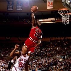 "Michael Jordan • ""Executive Decision by Greg Anthony"""