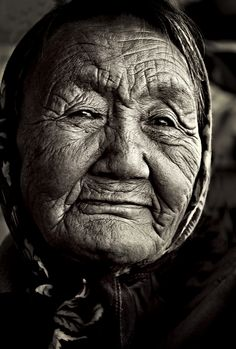 "Crones start to come into their true power after the children are grown. ""The process of maturing is an art to be learned, an effort to be sustained. By the age of fifty you have made yourself what you are, and if it is good, it is better than your youth.""--Marya Mannes (Crone in Arviat, Nunavut Canada)"