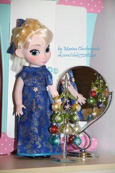 Elsa disney animators collection