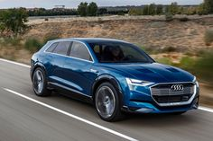 Audi Q6 2018