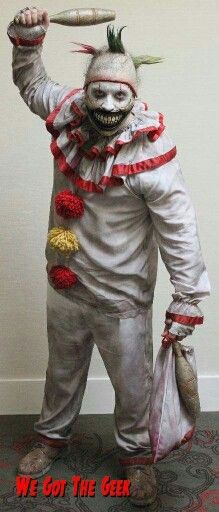 Twisty the clown by Rusty Sinner FX Horror Stories, Monsters, Joker, Pictures, Fictional Characters, Art, Photos, Art Background, Kunst