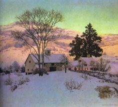 Maxfield Parrish Oil Painting   no maxfield parrish 0001 oil painting sizes standard size 20 wide x 16 ...