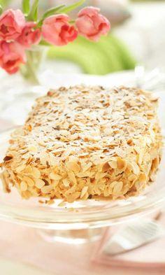 Ellen Svinhufvudin kakku – rapea ja makea klassikko | Maku