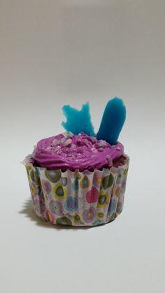 Frozen cupcake la imagen se ve rara... pero al accesarla se ve bien