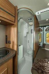 Sprinter Van Conversion, Conversion Vans For Sale, Van Conversion Interior, Camper Van Conversion Diy, Van Conversion Bathroom, Truck Camper, Camper Caravan, Camping Con Glamour, Van Kitchen